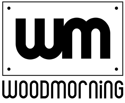 WoodMorning logo
