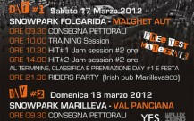 Riders Jam in Val di Sole