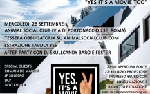 YES IT'S A MOVIE TOO | VIDEO PREMIERE ITALIANA